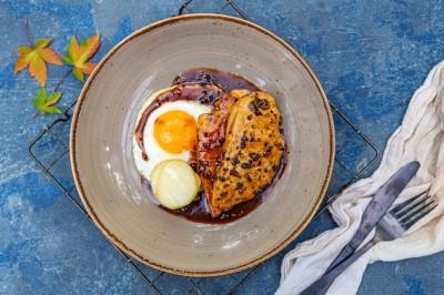 Coffee & Black Pepper Chicken Breast Steaks