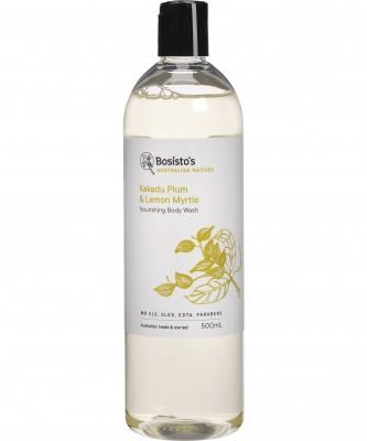 Bosisto's Kakadu Plum & Lemon Myrtle Nourishing Body Wash