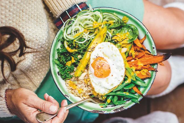 Nourishing Breakfast Bowl