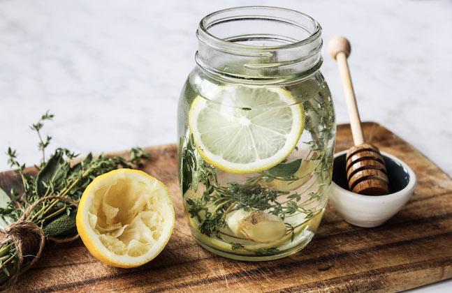 Natural Cold And Flu Elixir