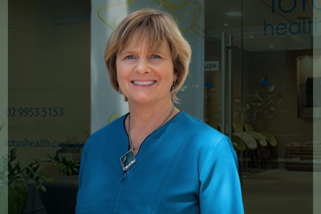 In conversation with Dr Prue King from Lotus Dental