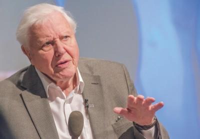 Sir David Attenborough Addresses Climate Assembly