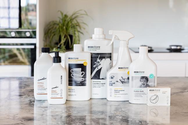 Ecostore Product Range