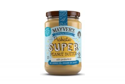 Mayver's Probiotic Super Peanut Butter
