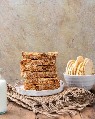 Ancien Grains Muesli Bars Recipe