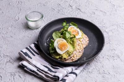 Avocado, Boiled Egg & Watercress