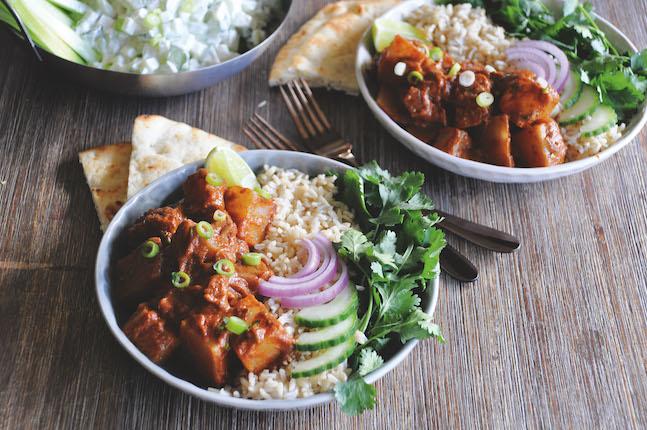 Jicama Curry