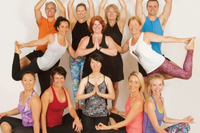 International Yoga Teachers Association