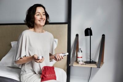 Bridget Carmady For Clemence Organics Skin Care