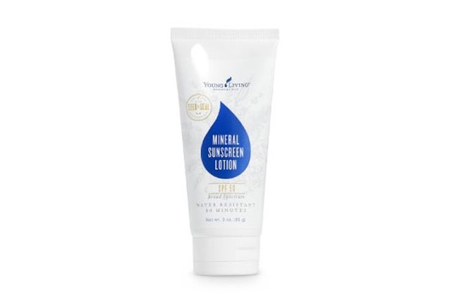 Mineral Sunscreen Lotion Spf 50