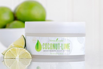 Young Living Coconut Lime Replenishing Body Butter