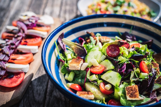 How you eat contributes significantly to your carbon footprint — find out how to adopt a low-carbon diet