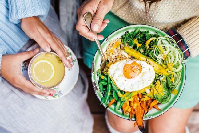 Nourishing Breakfast Bowl Recipe