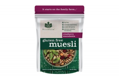 Gf Muesli With Cranberry 350g