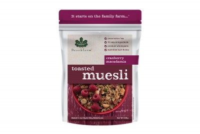 Toasted Muesli With Cranberry 500g