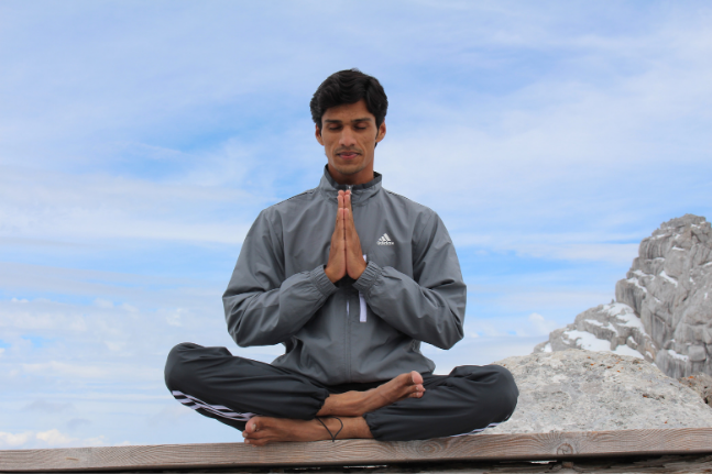 Warriors from Mars: The benefits of yoga for men