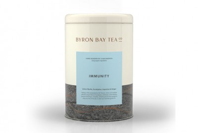 Immunity Leaf Tin Byron Bay Tea Company