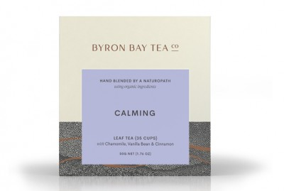 Calming Leaf Box Byron Bay Tea Company