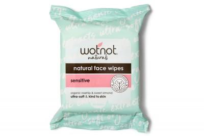 600x400 Wotnot Facial Wipes Sensitive