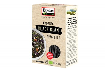 600x400 Black Bean Spaghetti