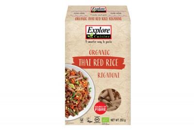 600x400 Red Rice Rigatoni