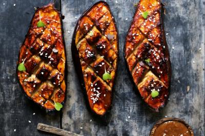 Miso Eggplant Recipe