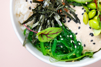 The nutritional and healing benefits of seaweed