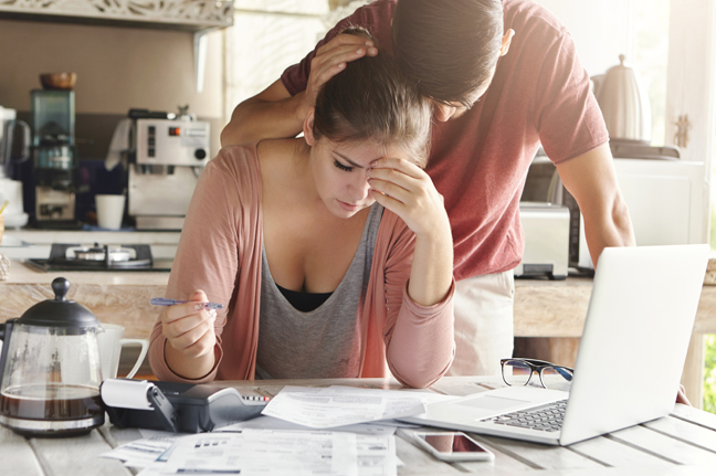 Increasing your wellbeing through financial health
