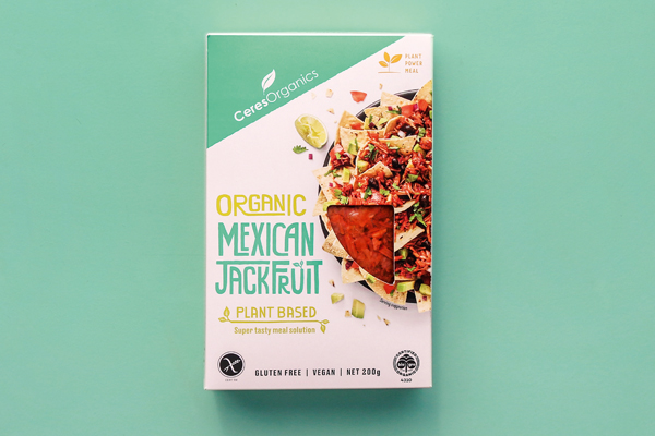 Mexican Jackfruit Plant Based