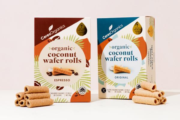 Together Coconut Wafer Rolls