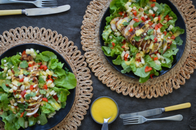 Jerk Chicken Salad Recipe
