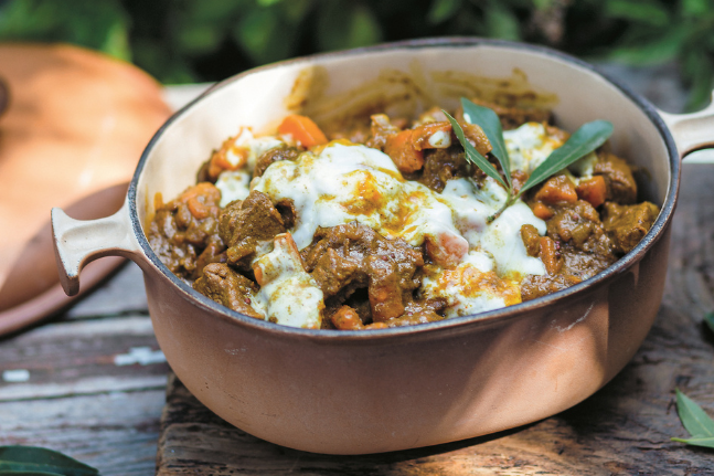Jamaican Lamb Curry Recipe