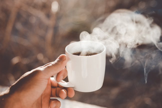Healthy habits to a curate mindful morning routine