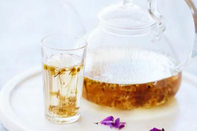 Chamomile & Lavender Herbal Tea Recipe