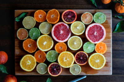 Citrus is packed with collagen