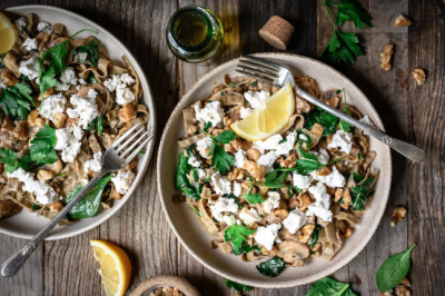 4 Plant Based Pasta Recipes You Can Enjoy Without The Guilt