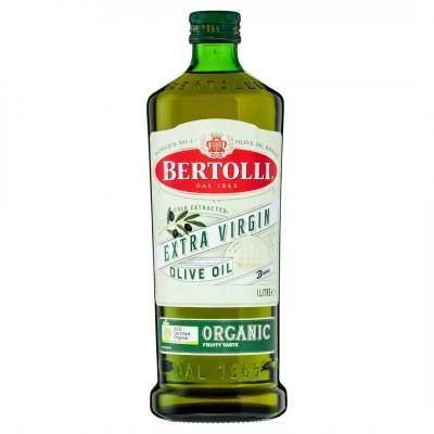 Bertolli Organic Extra Virgin Olive Oil Fruity Taste 1l 1
