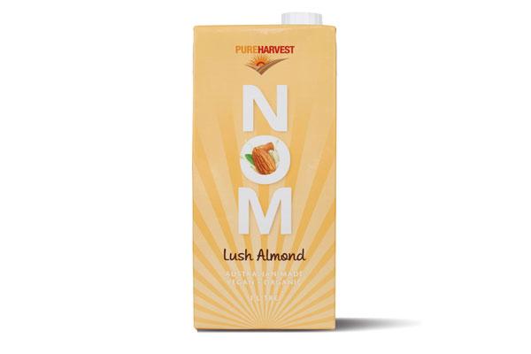 Lush Almond
