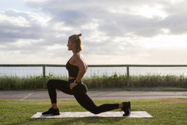 WellBeing mind & body Home Workout Sequence