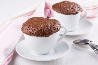 Energy food Herbalife Choc Mug Cake