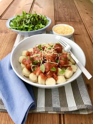 Turkey Meatballs In Tomato Basil Sauce 1 Beq24qbs