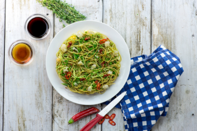 4 Gluten Free Vegan Pasta Recipes Packed With Plant Based Goodness