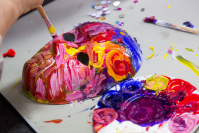 Art Therapy Unmasked Wellbeing