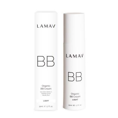 Organic Bb Cream Light