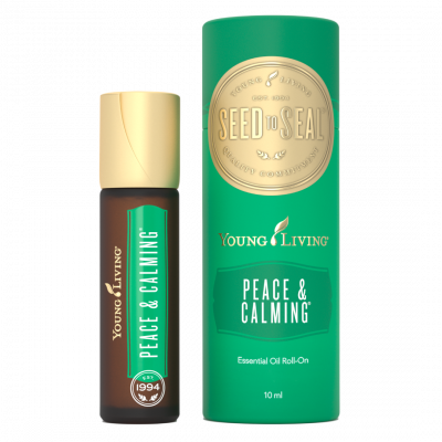 Peace And Calming Essential Oil Roll On