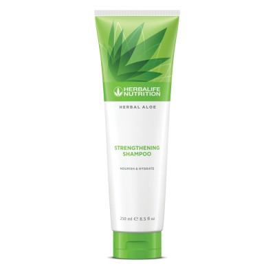 Hair Care Herbal Aloe Strengthening Shampoo