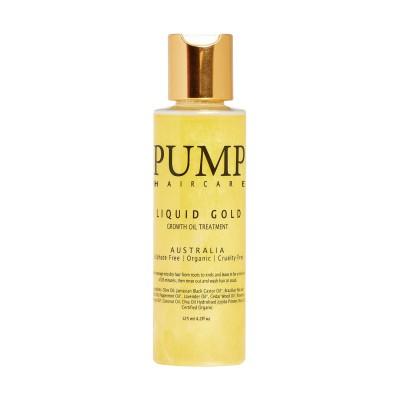 Pump Liquid Gold Growth Oil Treatment