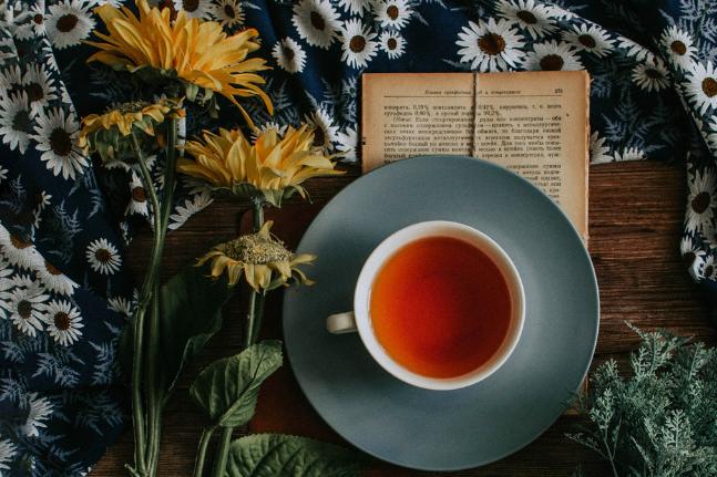 Herbal Tea For Vitality