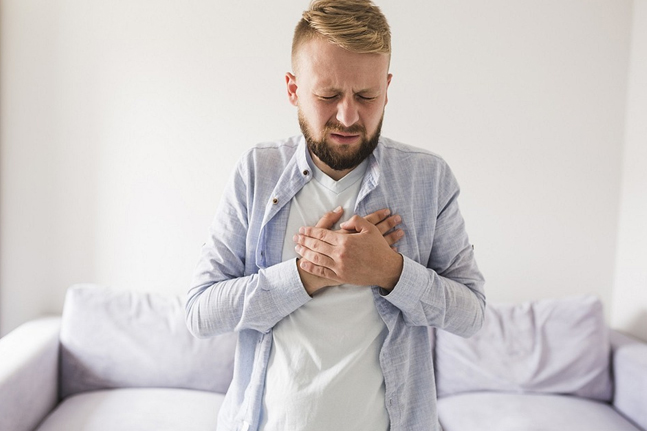 Heartburn can be relieved naturally - here's some tips how