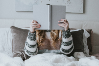 Lockdown Inspiration: What the WellBeing team are currently reading & listening to